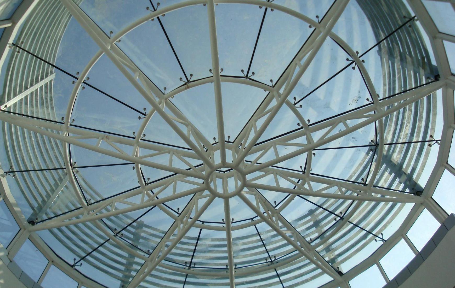 钢结构网架拓工质量检测