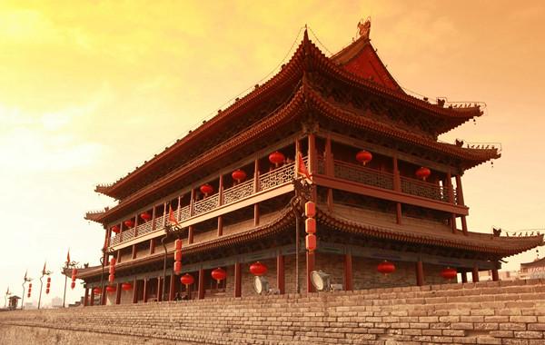 国家重点文物保护单位西安城墙振动性态及承载力评估