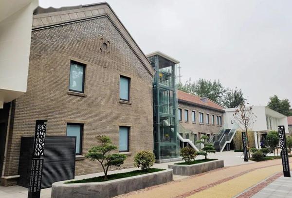国棉三厂苏式商业街改造加固设计